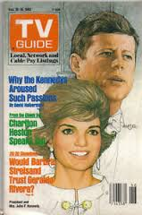 The TV Guide.  And why Barbra didn't get the cover I'll never know.
