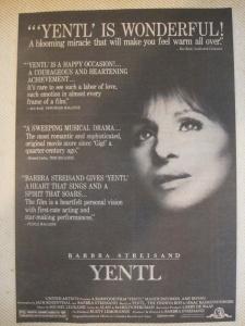Yentl Reviews