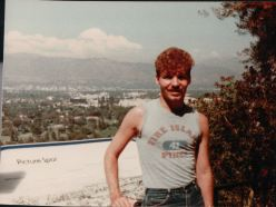 John loved southern California. Loved it.