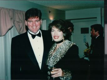 Joseph Naughton and Stephanie Patterson, Atlantic City. Sept. 1993.