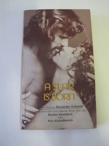 This was the paperback released by Warner Books in anticipation of the film's released - the most talked about film that year.